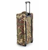 Defcon 5 Travelbag - 70 liter - convertible - Black