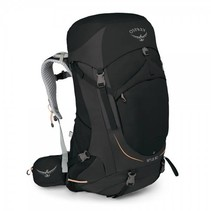 Sirrus - 50l - WS/WM - backpack dames -Black