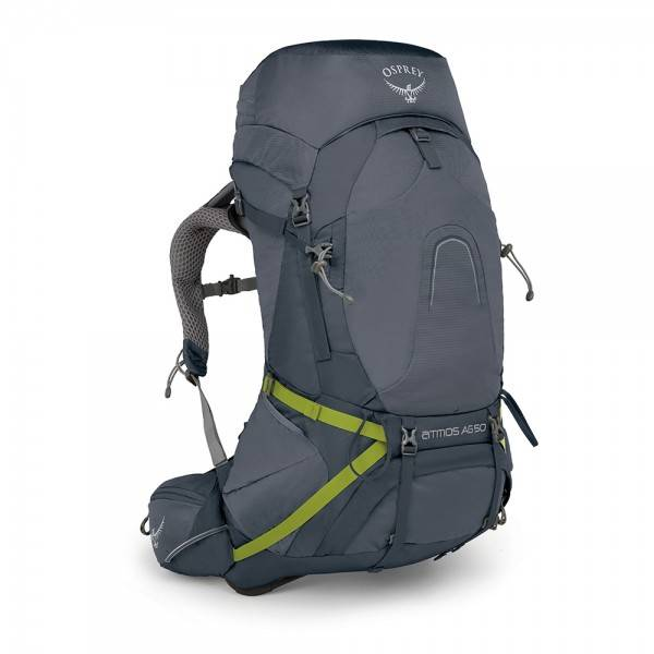 03365015b65 Osprey Atmos AG backpack 50 liter Abyss Grey - Kopen ...