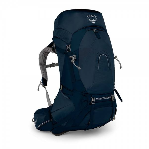 61a261a1f76 Osprey Atmos AG backpack 50 liter Unity Blue - Kopen ...
