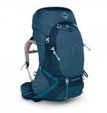 Osprey Aura AG 65l  backpack dames - Challenger Blue