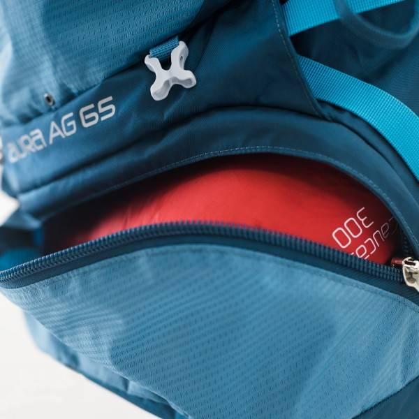Aura AG 50l backpack dames Challenger Blue