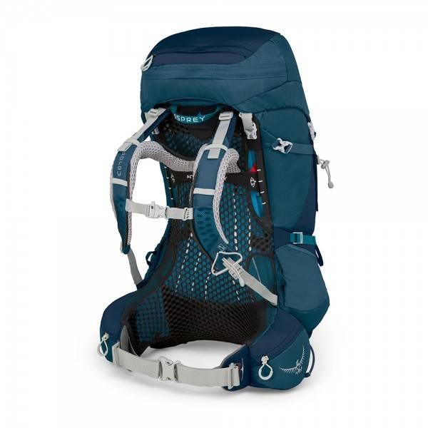 b155bf81eef Osprey Aura AG dames backpack 50 liter Challenger Blue - Kopen ...