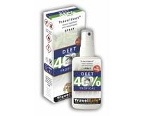 TravelDEET - 40% Spray - 60ml - tropical muggenspray