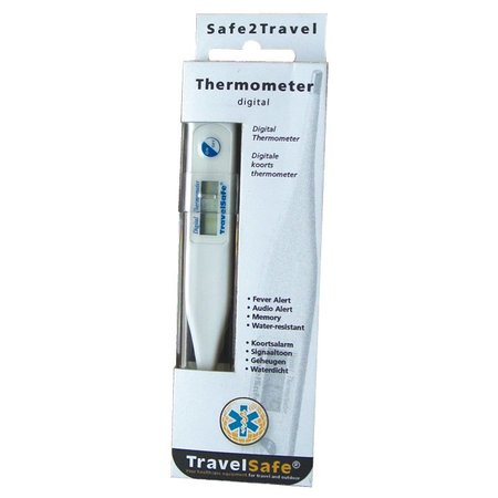 Travelsafe Travel Thermometer