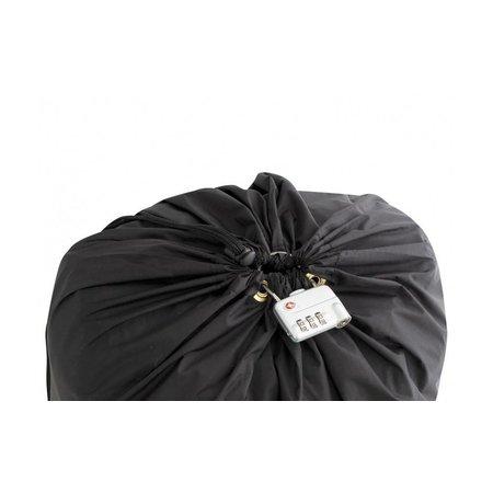 Travelsafe Flight Container - tot 75l - flightbag voor backpacks- zwart