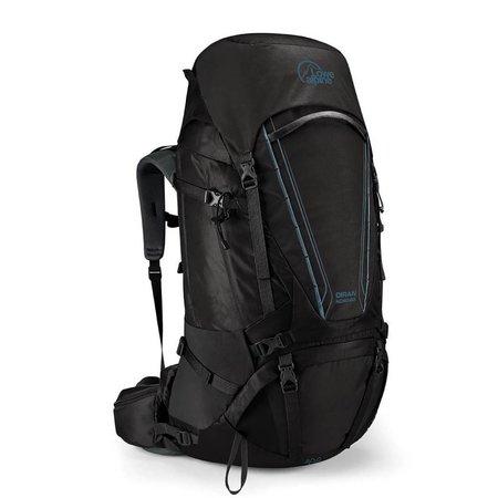 Lowe Alpine Diran ND 50:60l backpack dames - Anthracite