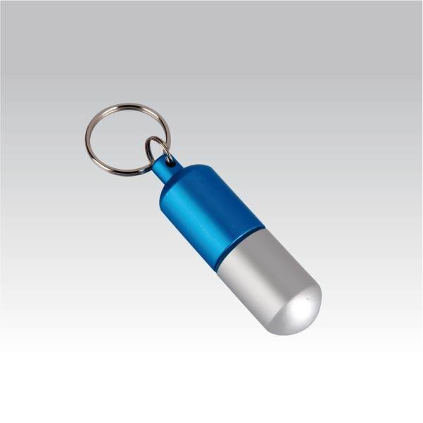 Munkees Waterdichte capsule - sleutelhanger - maat M