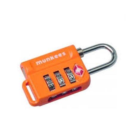 Munkees TSA slot - cijfercode slot