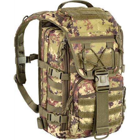Defcon 5 Easy Pack - legerrugzak - 45L - Cammo Vegetato Italiano