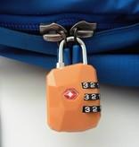 Munkees TSA slot - cijferslot - diamond shaped