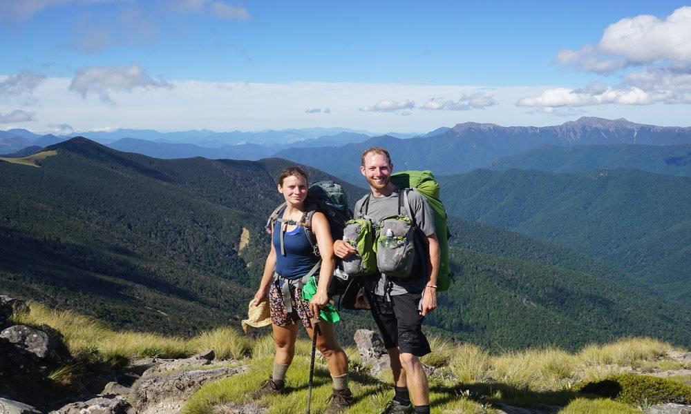 Te Araroa trail volbracht! 3000km hiken in Nieuw Zeeland; ervaring en tips  #Ambassadeurs Bas en Eline