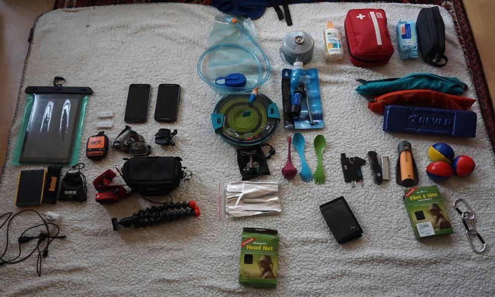 reisvoorbereiding Te Araroa trail - 3.000km hiken in Nieuw Zeeland! #Ambassadeurs Eline en Bas