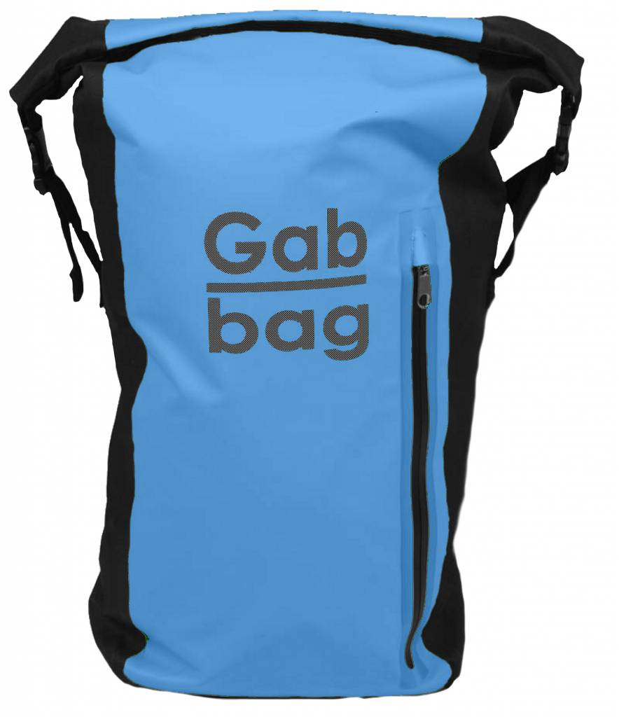 c98cff6ddb4 Gabbag Reflective 25Lwaterdichte rugzak - blauw   Backpackspullen.nl