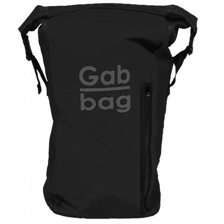 Gabbag Reflective 25L waterdichte rugzak - zwart