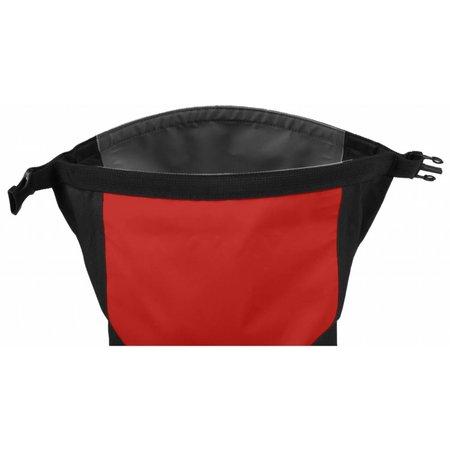Gabbag Reflective 35L waterdichte rugzak - rood