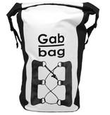 Gabbag Daypack 25L waterdichte rugzak - wit