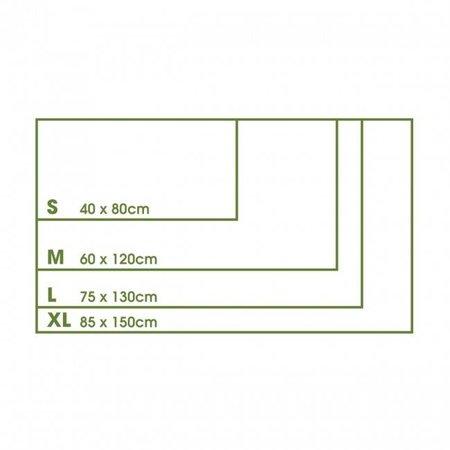 Highlander Microvezel reishanddoek XL - 150 x 85cm - Large - microfibre soft
