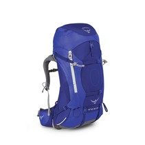 Ariel AG 55l backpack dames - Tidal Blue
