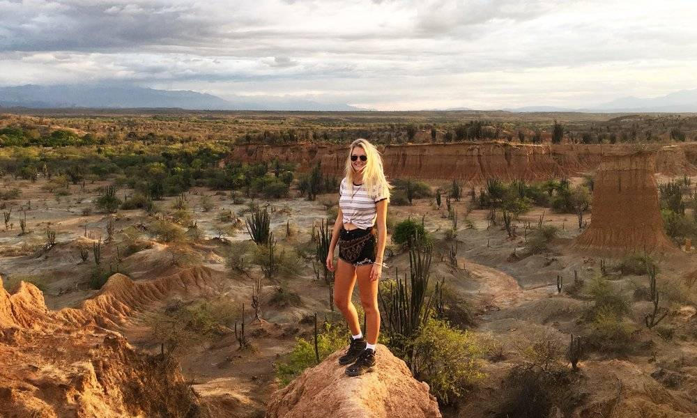 backpacken Zuid Amerika, de ervaring van #Ambassadeur Amber