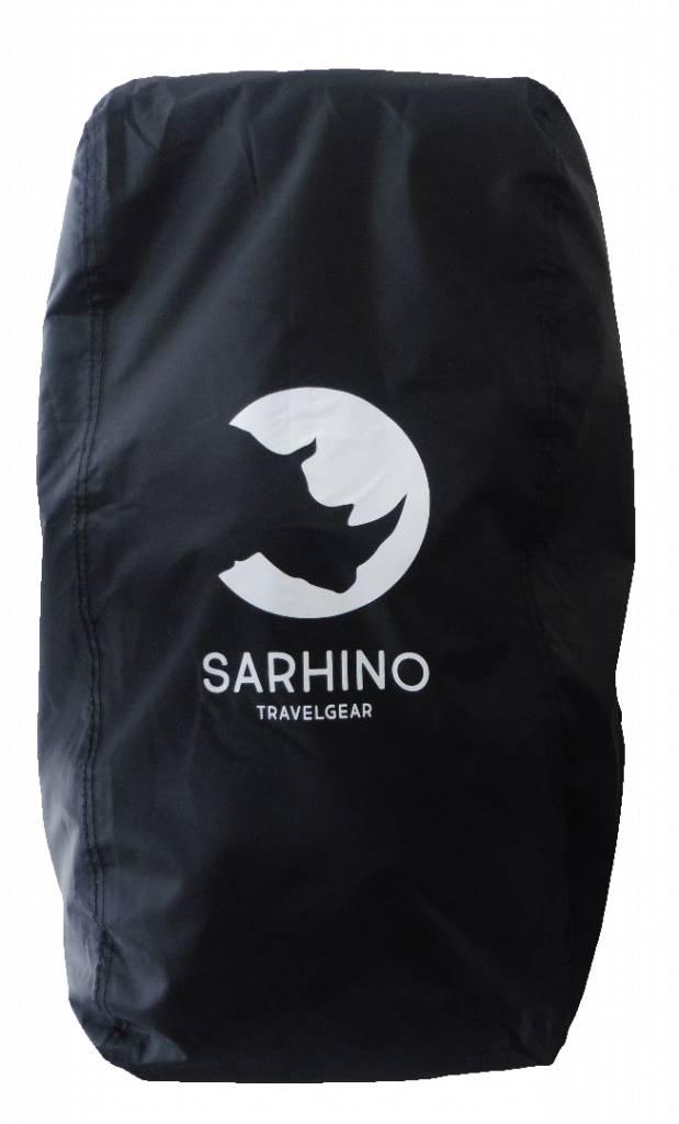 Sarhino Shield M 50-70l flightbag en regenhoes - zwart
