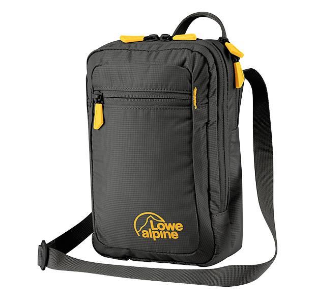 Lowe Alpine Flight case - organizer tas- zwart