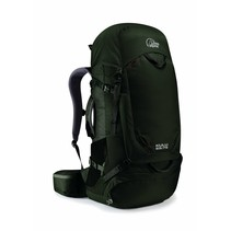 Kulu 65:75l backpack - Magnetite
