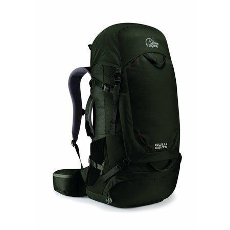 Lowe Alpine Kulu 65:75l backpack heren - Magnetite