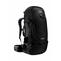 Kulu ND 60:70l backpack dames - Anthracite