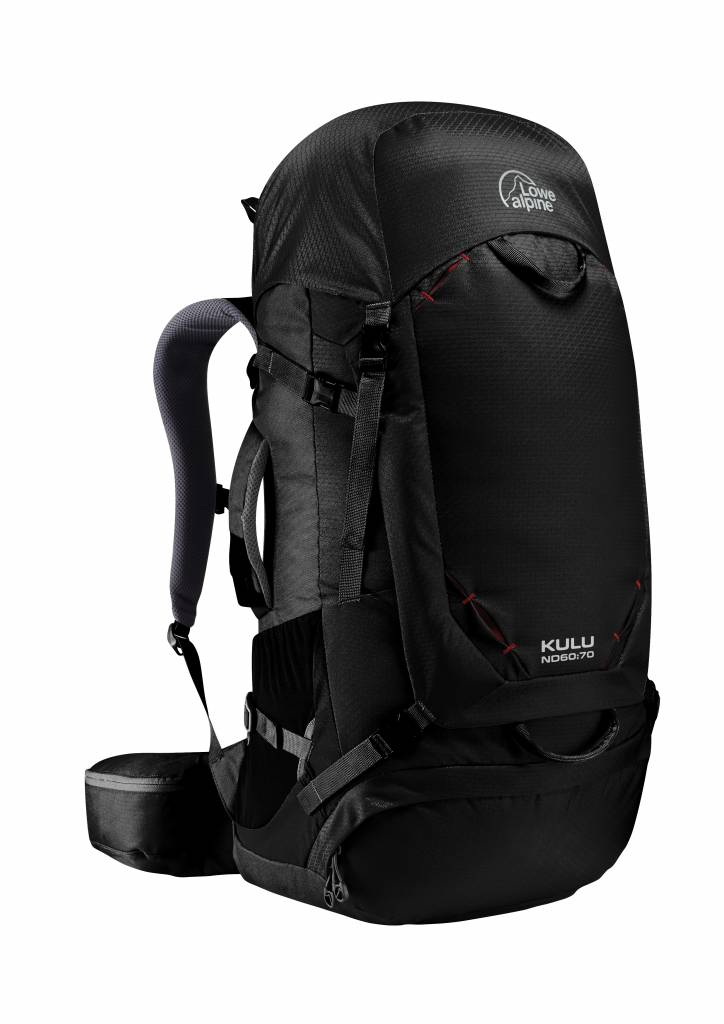 Lowe Alpine Kulu ND 50:60l backpack dames - Anthracite