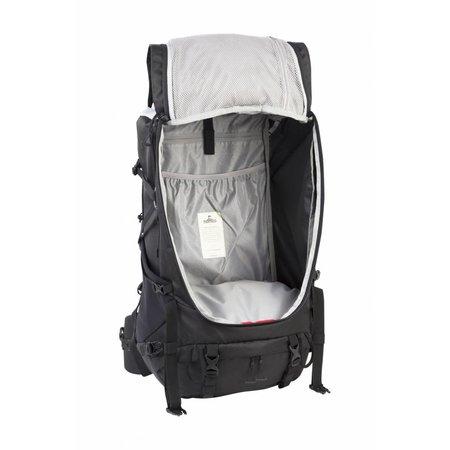 Nomad Topaz 60l backpack heren - Phantom zwart