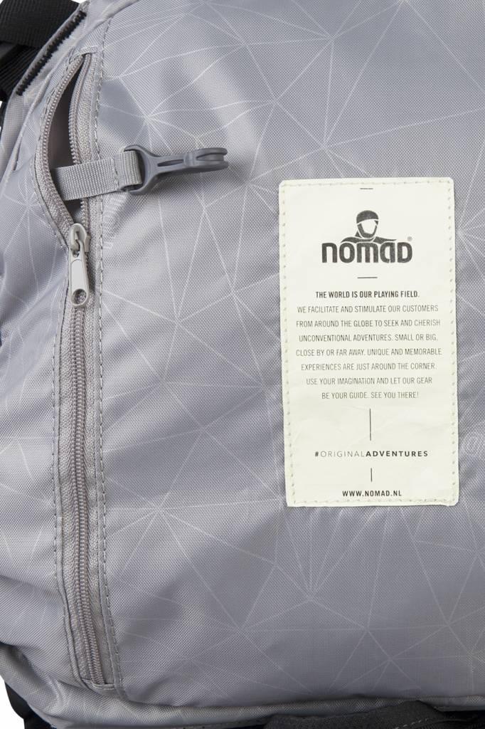 5229881ab8a Nomad Topaz 60l backpack heren - Phantom zwart | Backpackspullen.nl