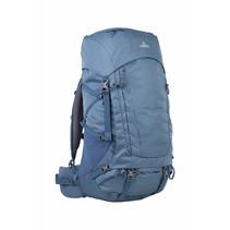 Topaz 60l backpack heren - Titanium blauw