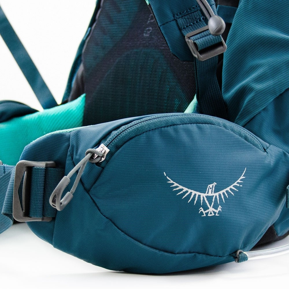 60be91b4bc5 Osprey Kyte 66l backpack dames Siren Grey Kopen? | Backpackspullen.nl