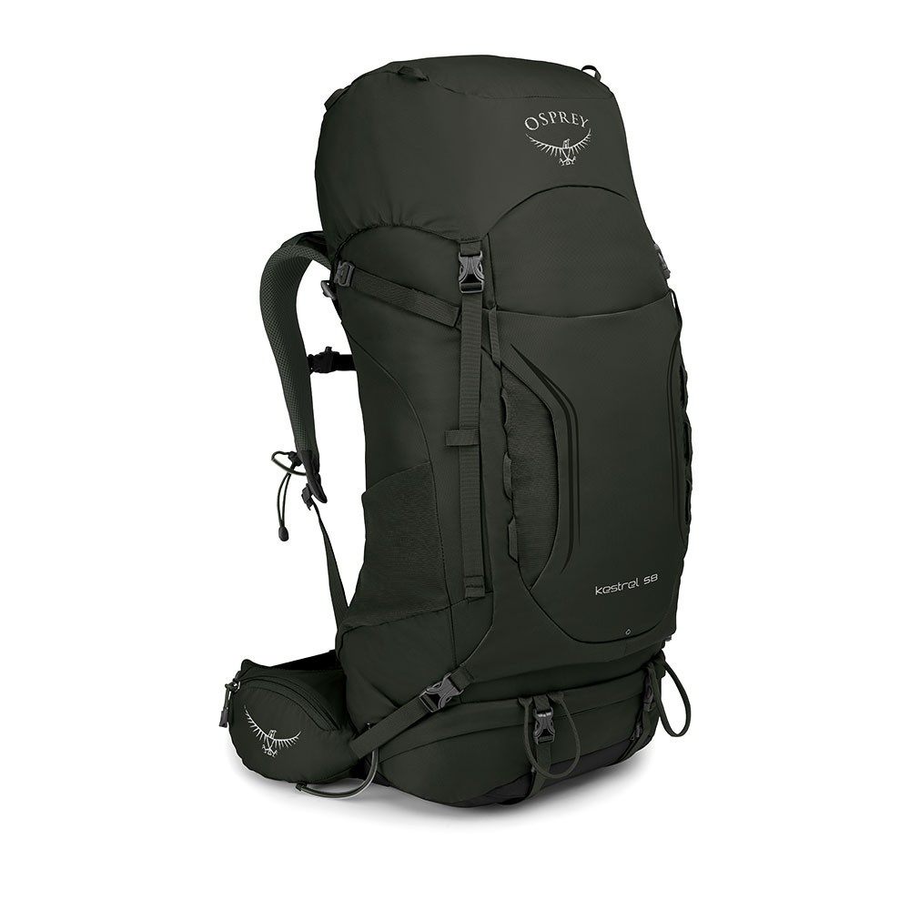 Osprey Kestrel 58l backpack heren - Picholine Green