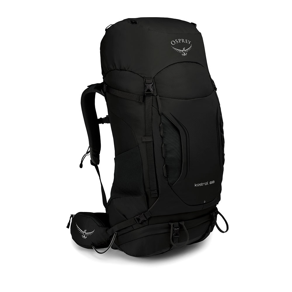 Osprey Kestrel 68l backpack heren - zwart
