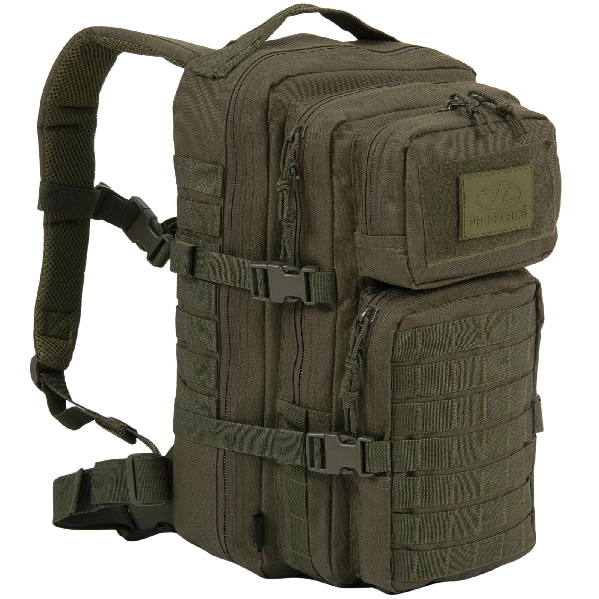 Pro-force Recon 28l legerrugzak -olive