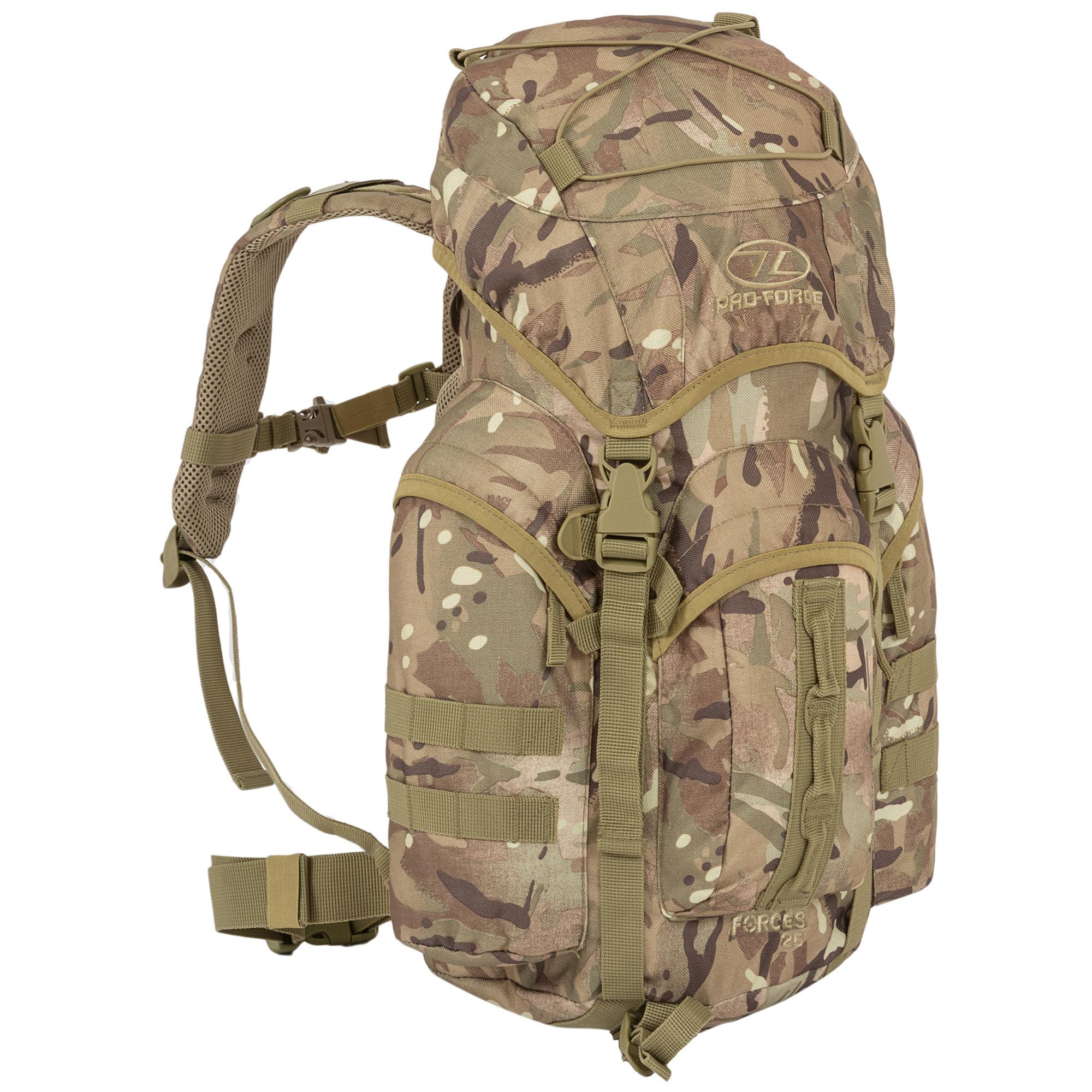 8c0d1680152 ProForce New Forces 25l legerrugzak - HMTC camouflage ...
