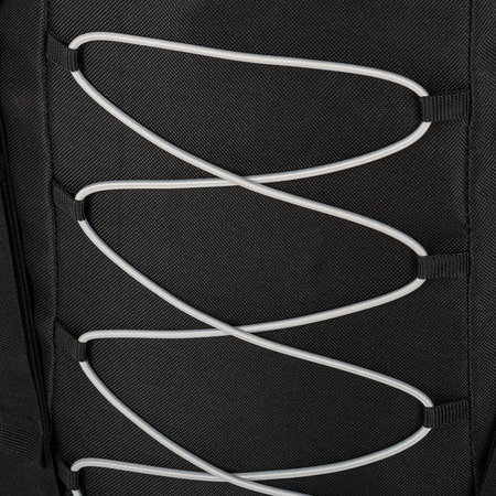 Highlander Rambler 88l backpack - zwart zilver