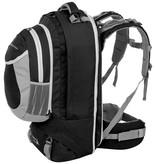 Highlander X-plorer 45+15l  travelpack - zwart