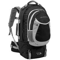X-plorer 45+15l  travelpack - zwart