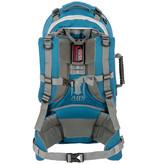 Highlander Explorer 45+15l travelbag - blauw