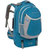 Highlander X-plorer 60+20l travelpack backpack- blauw