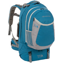 Explorer 60+20l travelpack backpack- blauw