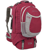 Highlander X-plorer 80+20l travelpack backpack - rood