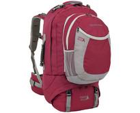 X-plorer 80+20l travelpack backpack - rood