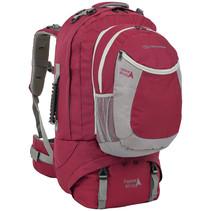 Explorer 80+20l travelpack backpack - rood