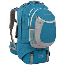 Explorer 80+20l travelpack backpack - blauw