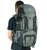 Highlander Discovery 65l  backpack - zwart