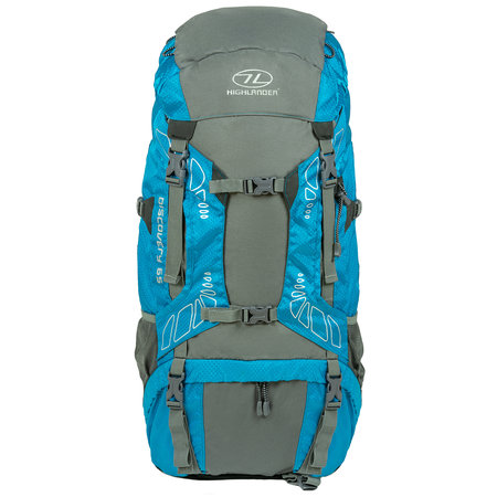Highlander Discovery 65l backpack - teal blauw